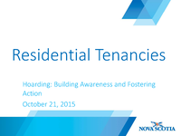 HoardingSessionResidentalTenancies web